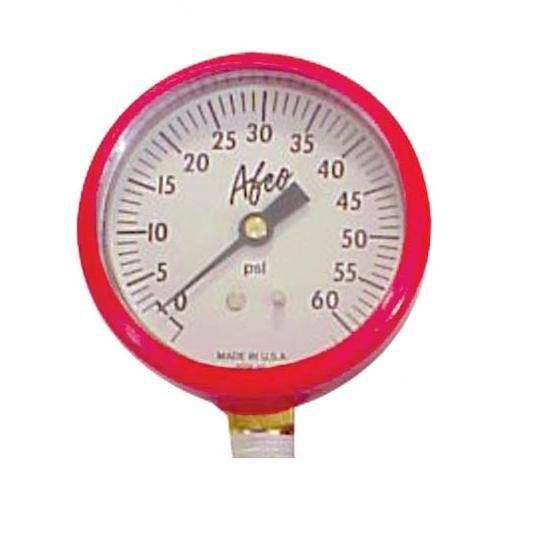 60# Air Pressure Replacement Gauge