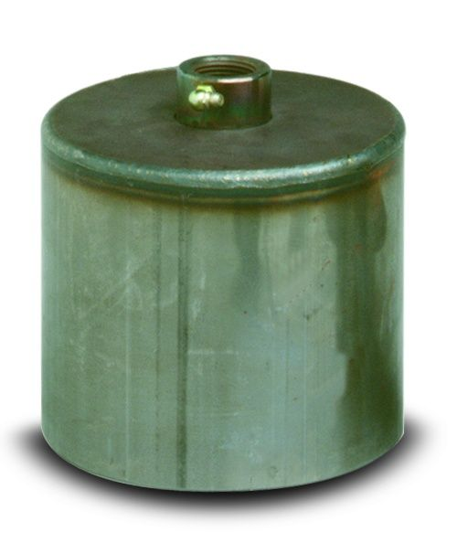 Steel Coil Spring Bucket  For Use With 1-1/8 Inch SAE Jack Bolt