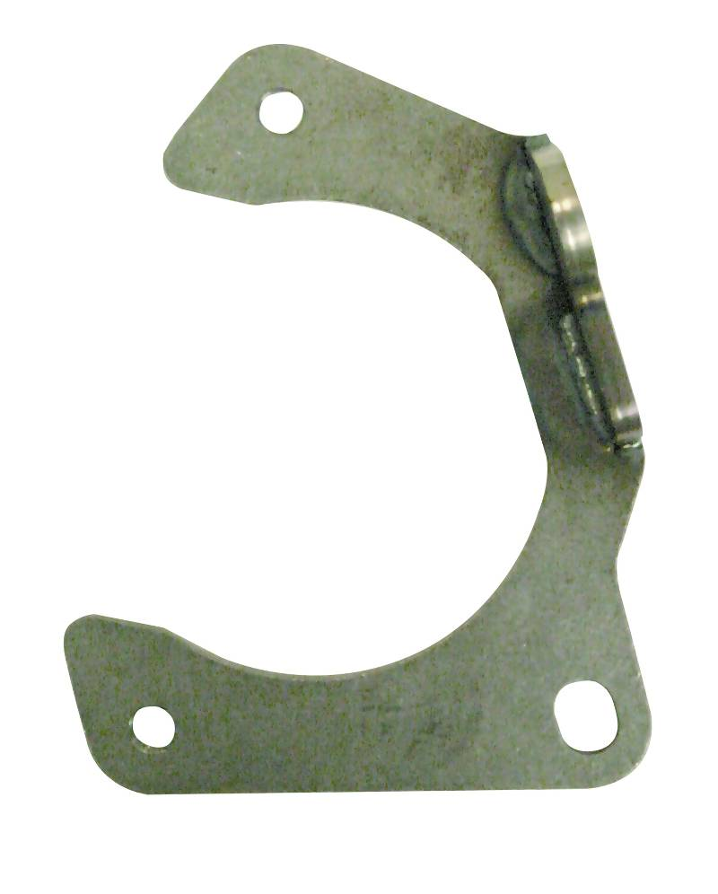 Steel GM Metric Caliper Bracket  Pinto Spindle  Hybrid Rotor Right Hand