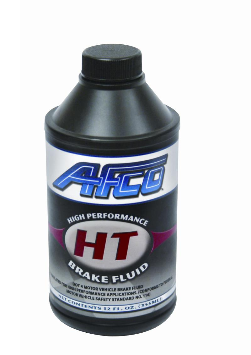 Brake Fluid HT 12 Oz. Bottle