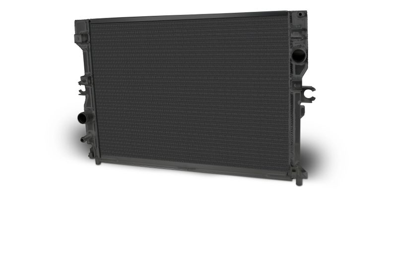 Aluminum Radiator 2014-2015 C7 Corvette Radiator Direct Fit Black