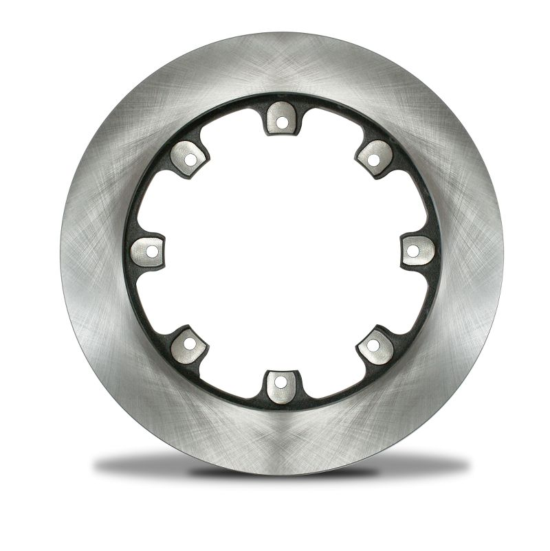 Ultralight Curved Vane Rotor Left Hand Flat Faced .810 Inch X 11.76 Inch, 16+ Style