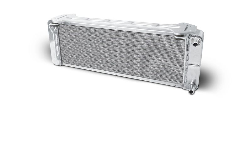 Aluminum Polish  Heat Exchanger  1999-04 Ford Lightning/F150    Double Pass