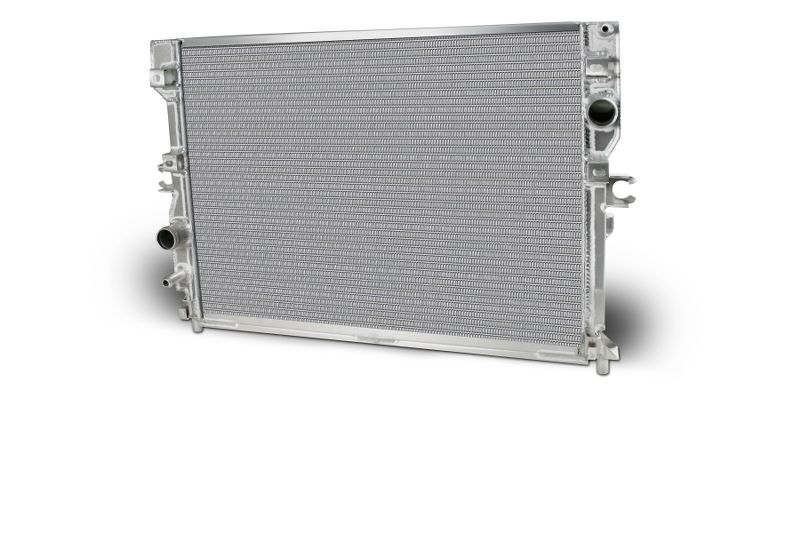 Aluminum Radiator 2014-2015 C7 Corvette Radiator Direct Fit Satin