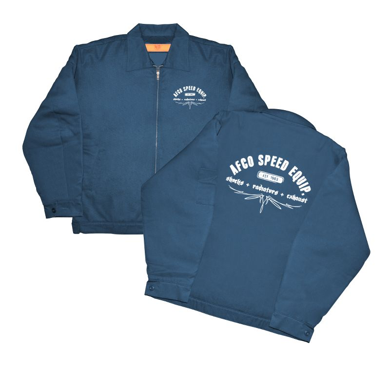 Work Jacket  Navy  L