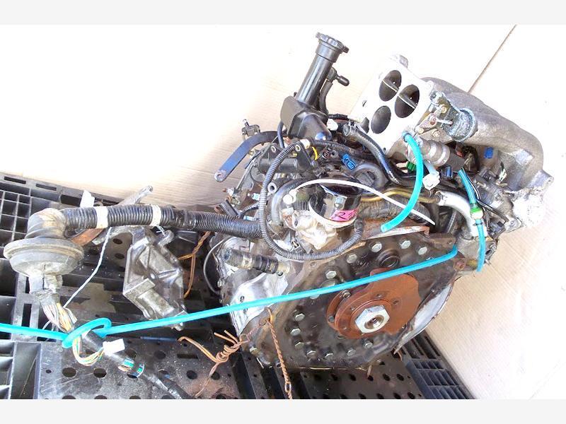 Mazda Rotary motor twin turbo engine 13-Rew RX7 FD3S
