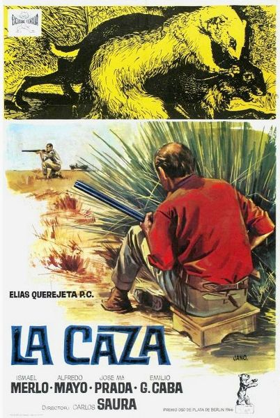 z7mj Carlos Saura – La Caza AKA The Hunt (1966)