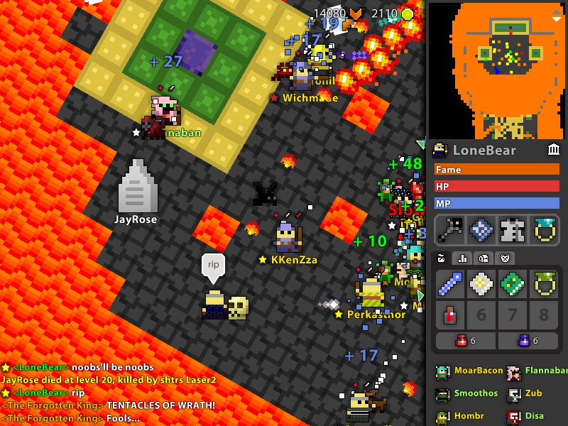 Page39 also  on rotmg one does not simply