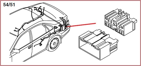 c70 s70 v70  - towbar wiring help  connector