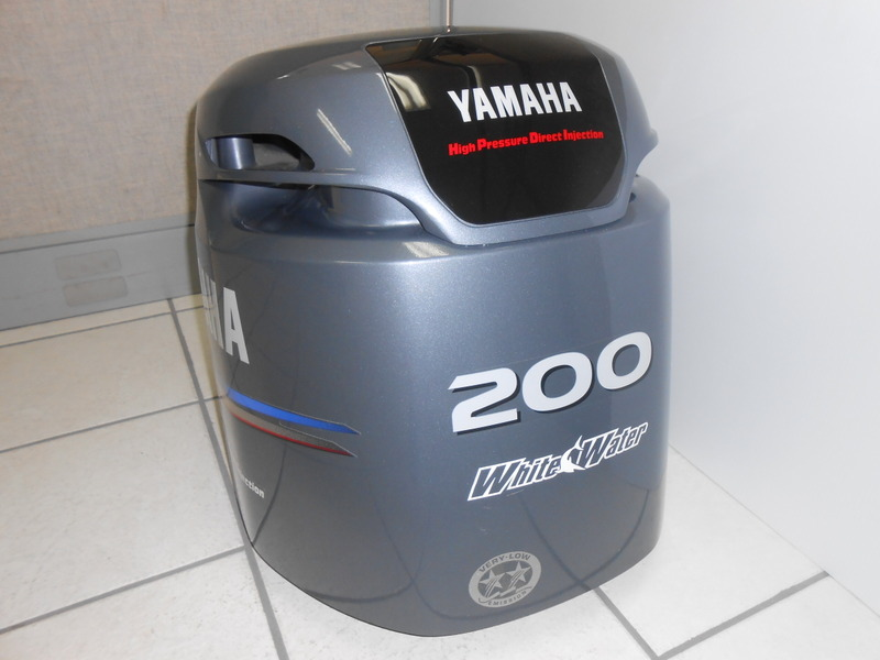 Yamaha Outboard Lower Cowling For Sale - Boat Parts And ...
