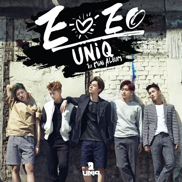 Download [Mini Album] UNIQ – The 1st Mini Album 'EOEO