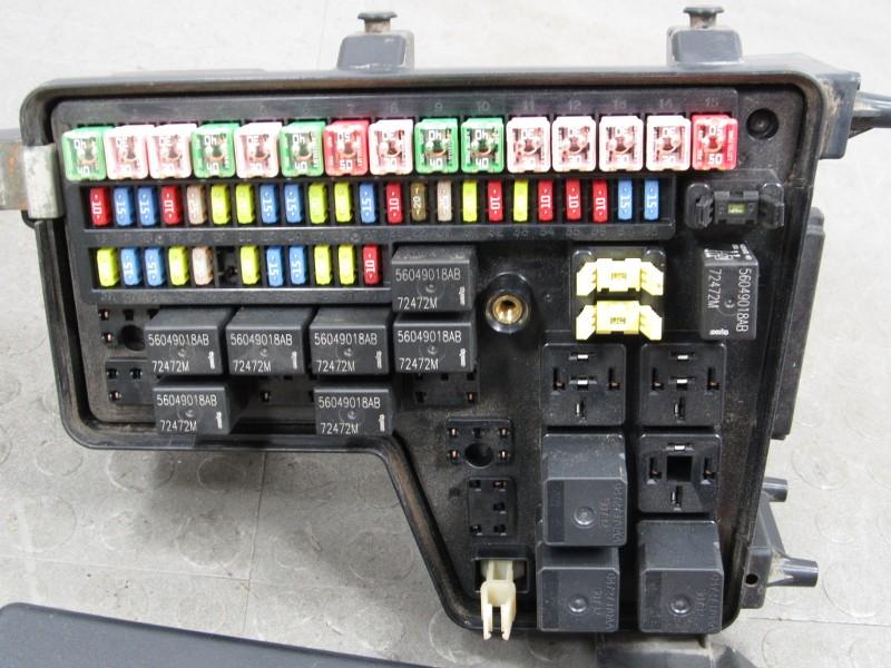 dodge ram fuse box corrosion 02 03    dodge       ram    truck integrated power module    fuse       box     02 03    dodge       ram    truck integrated power module    fuse       box