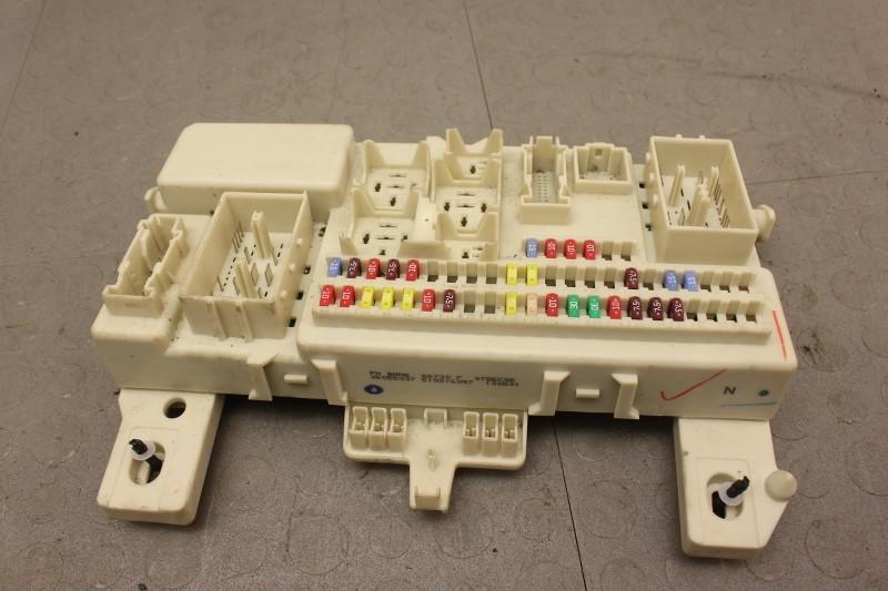 06 09 mazda 3 bcm fuse box body module junction block ban6 Mazda 3 Fuse Box Diagram Mazda 3 Fuse Box Layout