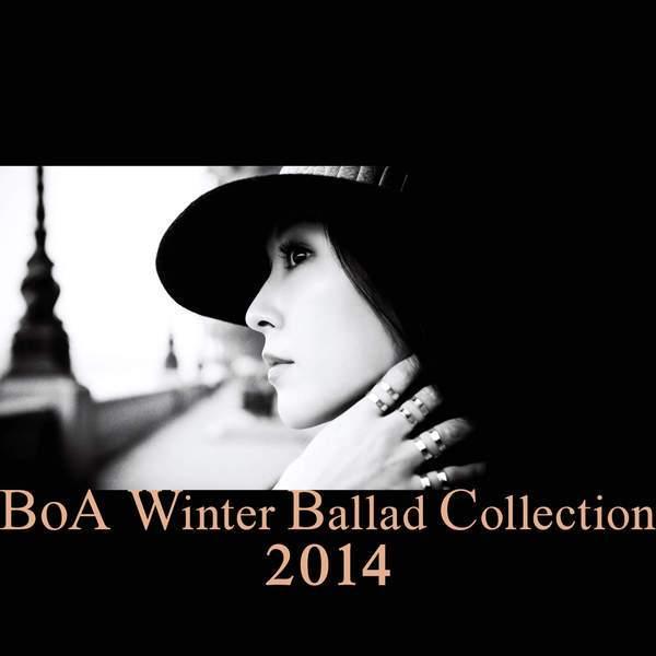 BoA – BoA Winter Ballad Collection 2014 [Japanese] [Full Album] K2Ost free mp3 download korean song kpop kdrama ost lyric 320 kbps