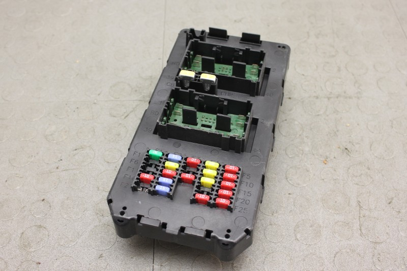 08 jeep commander power distribution module fuse box block 56048367ae  a ebay 2006 Jeep Commander Fuse Panel fuse box for 2007 jeep commander