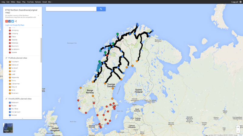 cancelled northern scandinavia map mods patibility scs software