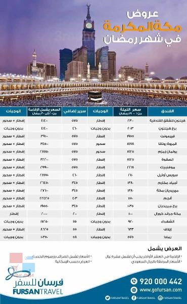 عروض فنادق مكة خلال شهر رمضان مع الفرسان للسفر والسياحة dT05pC.jpg