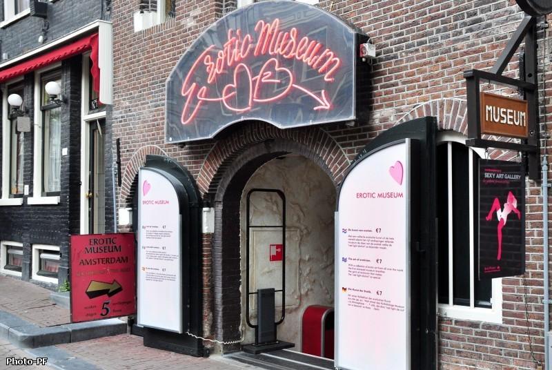 Музеи мира музуй порно в голандии
