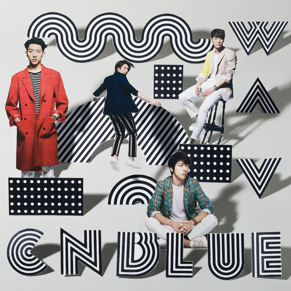 [Album] CNBLUE   WAVE [Japanese] (MP3)
