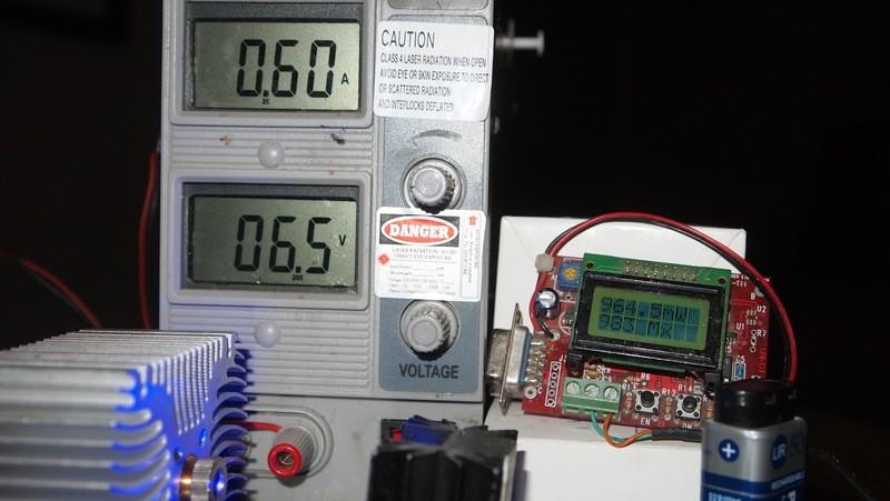 650mw 405nm Bdr 209 Blu Ray Copper Laser Module W Boost