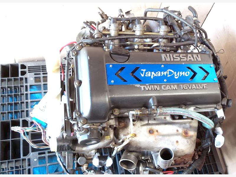 JapanDyno Cool arrow Engine cover for SR20det Silvia 180SX/S13