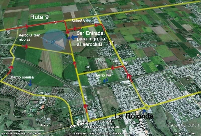 Circuito San Nicolas : Autodromo de san nicolas
