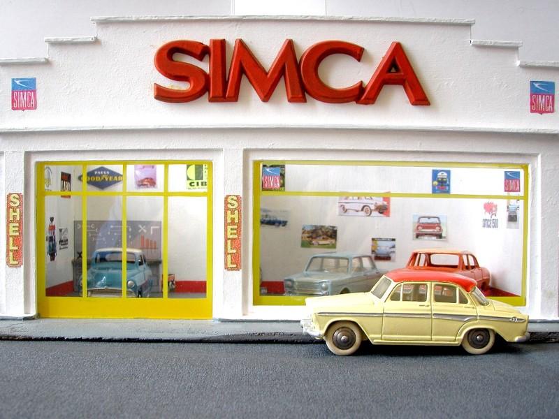 garages stations services et dioramas des rues de notre enfance page 341 mod lisme et. Black Bedroom Furniture Sets. Home Design Ideas