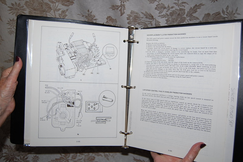 singer futura 900 sewing machine manual