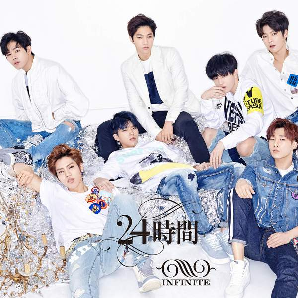 Download [Single] INFINITE – 24 Jikan 24 Hours [Japanese] MP3
