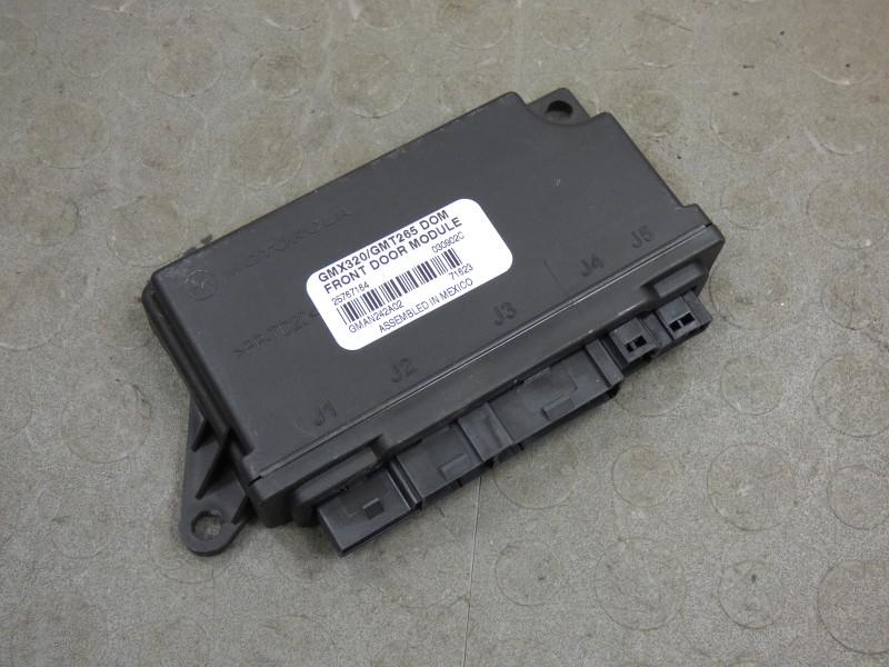 04 cadillac cts srx front door multi function control for 01333 door control module
