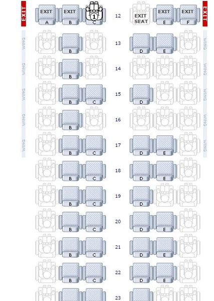 Lufthansa seat assignment