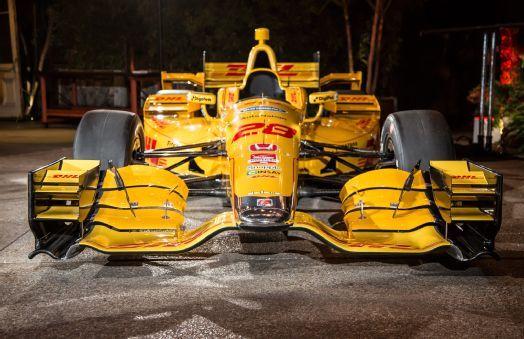 Honda Unveils Wild 2015 IndyCar Aero Kit