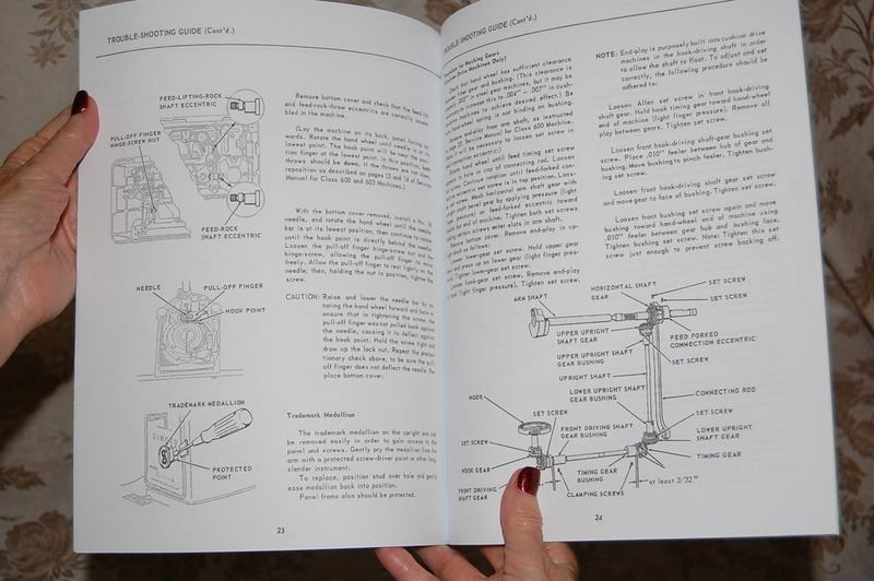 singer 625 sewing machine