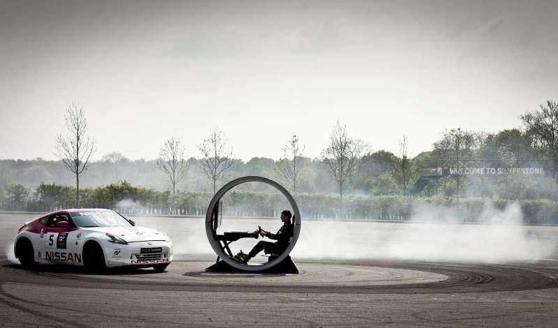Jann Mardenborough Gran Turismo 6 Virtual Racer Sim Racer Racing Simulator OMP Racing