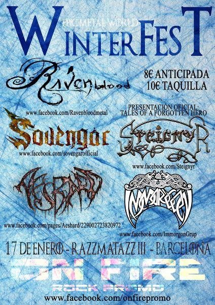 Cartel WinterFest