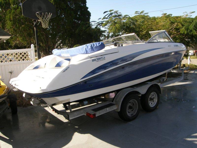 2005 yamaha sx23o ebay for Yamaha jet boat reliability