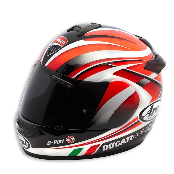 Ducati Red V Neck