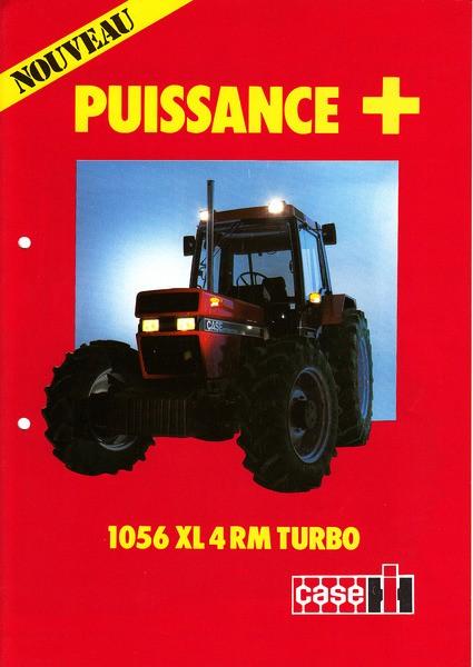 Concessionnaire tracteur case ih