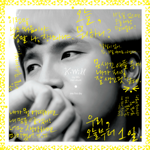 [Mini Album] K.Will   One Fine Day [5th Mini Album] (MP3)