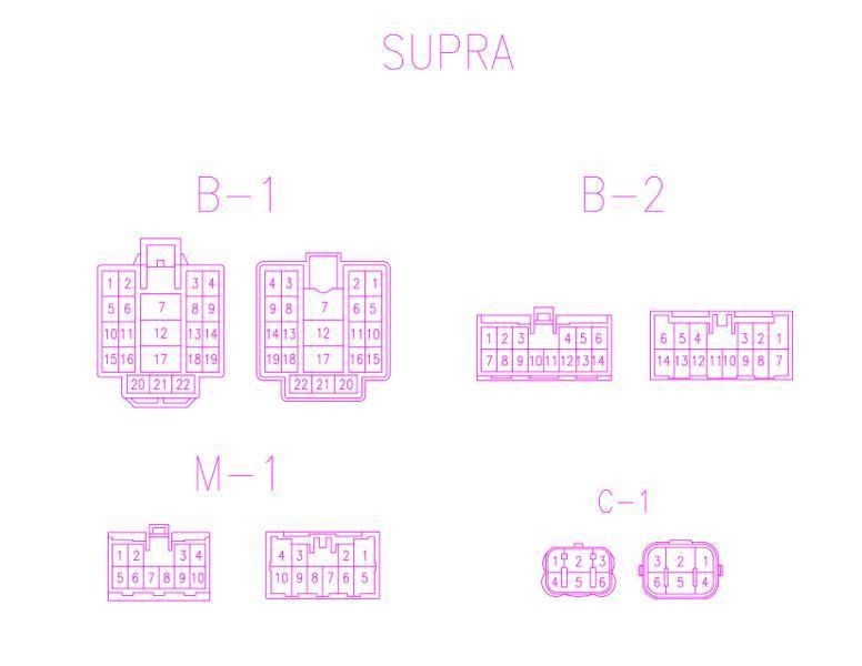 Wiring the 1uz fe into a pre 89 supra supramania pre 89 na toyota supra publicscrutiny Images