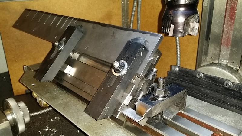 Compra conjunta plegadora de chapas f3checa v2 for Mesa fresadora casera