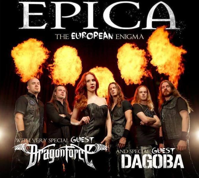 Cartel gira Epica