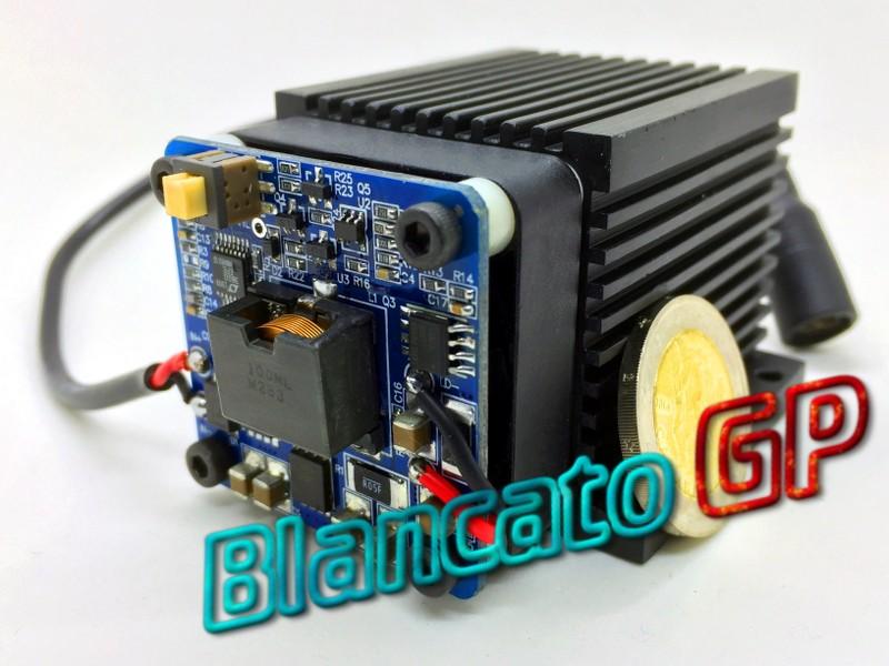 Modulo Laser 445nm Blu 5 5w 5500mw Incisione Diode Module