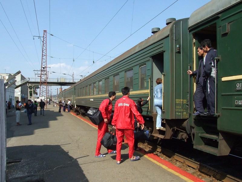 khabarovsk railway station