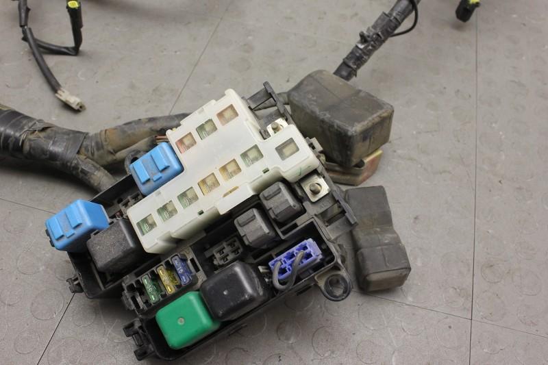 94 Ford Probe Gt 2 5l V6 Mt Headlight Wiring Harness Fuse