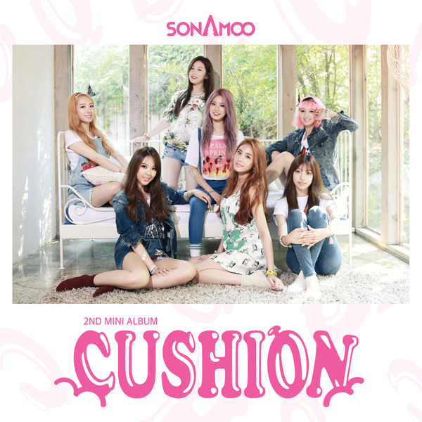 Sonamoo - Cushion (Full 2nd Mini Album) K2Ost free mp3 download korean song kpop kdrama ost lyric 320 kbps