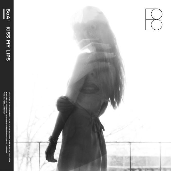 Download [Album] BoA – Kiss My Lips – The 8th Album (MP3