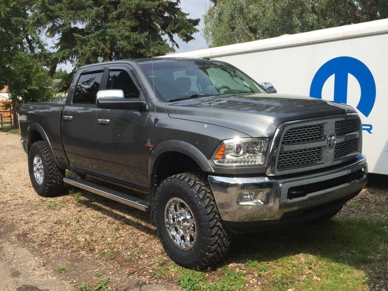 What Is New For 2016 Dodge Pickups Autos Post