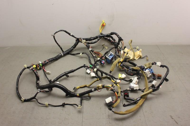 06 09 mazda 3 mazda3 interior dash dashboard wiring wire harness ban6 67 230 b ebay