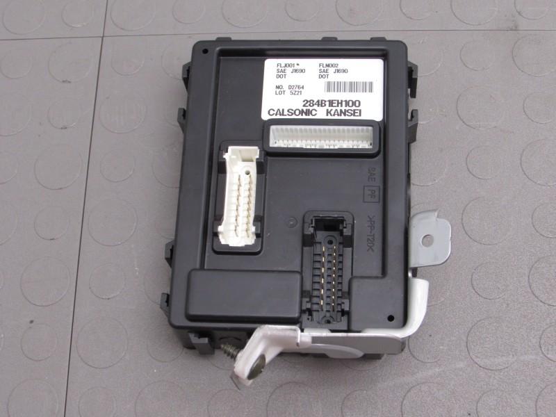 06 Infiniti M35 M45 Bcm Body Control Module 284b1 Eh100